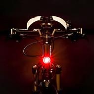 billige Sykkellykter og reflekser-Baklys LED Sykkellykter Sykling Vanntett, Bærbar, Fort Frigjøring Oppladbart Batteri 500 lm Oppladbart Batteri Rød Sykling - ROCKBROS
