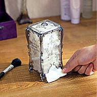 baratos Armazenamento de Bijuteria-Armazenamento Organização Organizador de Maquilhagem Cosmética Plástico Forma do retângulo Criativo / Novidades
