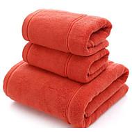 baratos Toalha de Mão-Qualidade superior Toalha de Mão, Sólido 100% algodão Quarto 1 pcs
