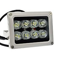 billige Sikkerhetsutstyr-fabrikk oem infrarød lyskilde lampe aj-bg8080 for sikkerhetssystemer 11.3 * 8.5 * 9.6 cm 0.75 kg