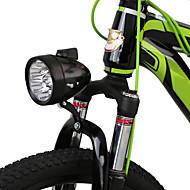 billige Sykkellykter og reflekser-Frontlys til sykkel LED Sykkellykter LED Sykling Vanntett, Bærbar, Fort Frigjøring AAA 400 lm Batteri Hvit Sykling