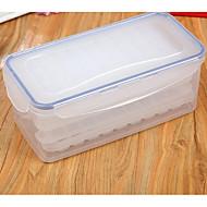 billige Bakeredskap-Bakeware verktøy Plast Kreativ Kjøkken Gadget Originale kjøkkenredskap Rektangulær 1pc