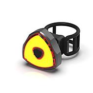 billige Sykkellykter og reflekser-Baklys til sykkel LED Sykkellykter Sykling Vanntett, Fort Frigjøring, Fargegradering Li-ion 100 lm USB-ladet Rød Camping / Vandring / Grotte Udforskning / Sykling