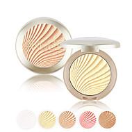 5 cores Secos Iluminação efeito bronzeado China Sem PABA Festa / Festa / Noite / Graduação Maquiagem Cosmético
