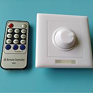 billige Lampesokler og kontakter-LED ir dimmer med fjernkontroll for ledet lys (300w 90 ~ 240v)