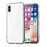 θήκη για Apple iphone xr xs xs max αδιάβροχο / διαφανές πίσω κάλυμμα στερεό έγχρωμο μαλακό tpu για iphone x 8 8 plus 7 7plus 6s 6s plus se 5 5s