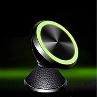 デスク周り / 車載 マウントスタンドホルダー ダッシュボード周り 磁気タイプ / 新デザイン / 360°回転 メタル ホルダー