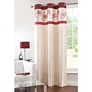 billige Gardiner ogdraperinger-gardiner gardiner Soverom Blomstret 100% Polyester Trykket