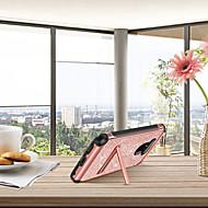 billiga Mobil cases & Skärmskydd-BENTOBEN fodral Till LG G6 Stötsäker / med stativ / Plätering Skal Glittrig Hårt PU läder / TPU / PC för LG G6 / LG G5