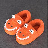 baratos Sapatos de Menino-Para Meninos Sapatos Algodão Outono & inverno Conforto Chinelos e flip-flops para Infantil Verde / Azul / Khaki