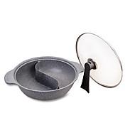 Χαμηλού Κόστους Εργαλεία κουζίνας-Εργαλεία κουζίνας Κράμα αλουμινίου Αντικολλητικό κατσαρόλα Καθημερινή Χρήση 1pc