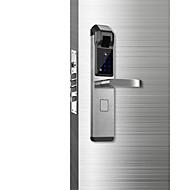 billige Intelligente låser-Factory OEM Sinklegering Intelligent Lås Smart hjemme sikkerhet iOS / Android System Intercom / Lavt batteri påminnelse / Anti peeping passord Hjem / Hjem / kontor / Soveværelse (Lås opp modus