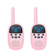 gocom® 휴대용 무전기 휴대용 모니터링 / 키 잠금 / 타임 아웃 타이머> 10km 0.5 w 양방향 무선 모델 go-100