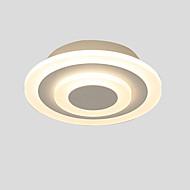 billige Taklamper-Takplafond Omgivelseslys Malte Finishes Metall Akryl Mini Stil AC100-240V Varm Hvit / Hvit