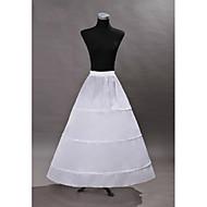 プリンセス ドレス ペチコート チュチュ 1950年代風 ゴシック 中世 ホワイト ペチコート / スカートの下 / クリノリン