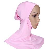 Damen Retro / Grundlegend Hidschab - Kreuz und quer Solide