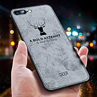 billiga Mobil cases & Skärmskydd-fodral Till Apple iPhone XS / iPhone XS Max Läderplastik Skal Djur Mjukt TPU för iPhone XS / iPhone XS Max / iPhone X