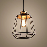 billige Takbelysning og vifter-Lanterne Anheng Lys Omgivelseslys Tre Metall Mini Stil, Kreativ 110-120V / 220-240V