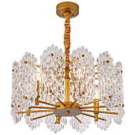 billige Takbelysning og vifter-UMEI™ 6-Light Sputnik / Imperium / Originale Lysekroner Omgivelseslys eloksert Metall Kreativ, Justerbar, Nytt Design 220-240V