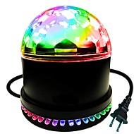 voordelige Muziekinstrumenten-LED-Floodlights Geactiveerd op geluid voor Podium / Bruiloft / Festival / Feestdagen Cool / Lichtgewicht