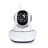billige Innendørs IP Nettverkskameraer-didseth® 1mp ip kamera innendørs støtte 64 gb ptz cmos trådløs dag natt bevegelsesdeteksjon
