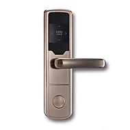 billige Dørlås-fabrikk oem rustfritt stål lås / intelligent lås smart hjem sikkerhetssystem passord opplåsing / mekanisk nøkkel opplåsing / lavt batteri påminnelse leilighet / hotell sikkerhetsdør / tre dør
