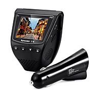 お買い得  Frankfurt International Auto Accessories Show-Vasens 902B 1080p ミニ / 新デザイン / ナイトビジョン 車のDVR 170度 広角の 2 インチ LCD ダッシュカム とともに GPS / G-Sensor / 駐車モード カーレコーダー