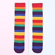 billige Undertøj og sokker til babyer-Baby Pige Polyester Undertøj og strømper Regnbue