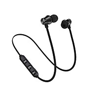 Factory OEM Im Ohr Bluetooth Kopfhörer Kopfhörer / Handy Kopfhörer Stereo / Magnet Anziehung Headset