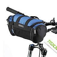 ROSWHEEL Taske til cykelstyret Skuldertaske Fugtsikker Påførelig Stødsikker Cykeltaske PVC 600D polyester Cykeltaske Cykeltaske Samsung Galaxy S6 Cykling / Cykel / Vandtæt Lynlås