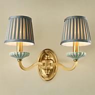 billige Taklamper-Kreativ Enkel Vegglamper Soverom / Innendørs Metall Vegglampe 220-240V 40 W
