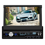 SWM T100 7 بوصة 2 Din نظام التشغيل الأخرى سيارة مشغل MP3 شاشة لمس / MP3 / بلوتوث مبنية إلى عالمي RCA / بلوتوث / أخرى الدعم MPEG / MPG / WMV MP3 / WMA / WAV JPEG / PNG / RAW