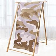 tanie Ręcznik kąpielowy-Najwyższa jakość Ręcznik kąpielowy, Kolorowy blok Mieszanka bawełny / poliestru Łazienka 1 pcs