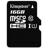 Kingston 16 Гб Карточка TF Micro SD карты карта памяти Class10