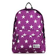 cheap School Bags-Women's Bags Polyester School Bag Zipper Blue / Purple / Fuchsia