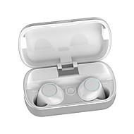 olcso Újdonságok-HAIFSUN Halfsun-T7 Fülben Vezeték nélküli Fejhallgatók Fülhallgató Alumínium-magnéziumötvözet EARBUD Fülhallgató Menő / Sztereó / HI-FI Fejhallgató