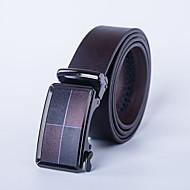 Hombre Cinturón de Cintura - Básico Un Color