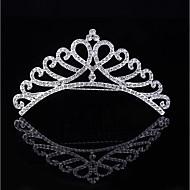Lega Accessori per capelli con Con diamantini 1 pezzo Da tutti i giorni Copricapo