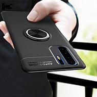 Θήκη Za Huawei Huawei P30 / Huawei P30 Pro Otporno na trešnju / Prsten držač / Mutno Stražnja maska Jednobojni Mekano TPU za Huawei P20 / Huawei P20 Pro / Huawei P20 lite