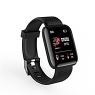 cheap -Indear ID116plus Men Smart Bracelet Smartwatch Android iOS Bluetooth Smart Sports Waterproof Heart Rate Monitor Blood Pressure Measurement Stopwatch Pedometer Call Reminder Activity Tracker Sleep