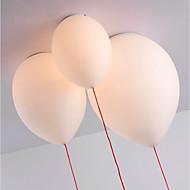 billige Takbelysning og vifter-Globe Skyllmonteringslys Nedlys Metall Glass Kreativ, Nytt Design 110-120V / 220-240V