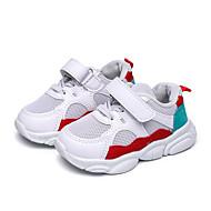 c08d9b788bcde Garçon   Fille Chaussures Maille   Polyuréthane Printemps   Automne Confort  Chaussures d Athlétisme Tennis Combinaison   Elastique   Scotch Magique  pour ...