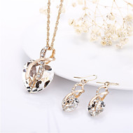 Kadın's Temel Mücevher Setleri Solid