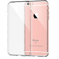 Hülle Für Apple iPhone 8 / iPhone 8 Plus Stoßresistent / Transparent Rückseite Solide Weich TPU für iPhone 8 Plus / iPhone 8 / iPhone 7 Plus