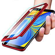 Case For Samsung Galaxy Galaxy S10 / Galaxy S10 Plus Shockproof / Ultra-thin / Frosted Full Body Cases Solid Colored Hard PC for S9 / S9 Plus / S8 Plus