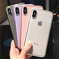 Etui Käyttötarkoitus Apple iPhone XR / iPhone XS Max Himmeä / Läpinäkyvä Takakuori Yhtenäinen Pehmeä TPU varten iPhone XS / iPhone XR / iPhone XS Max