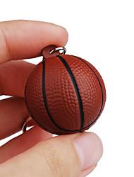 ราคาถูก -บาสเก็ตบอล สีน้ำตาล เรซิน พลาสติก คลาสสิกและถาวร สำหรับ วันเกิด พวงกุญแจ