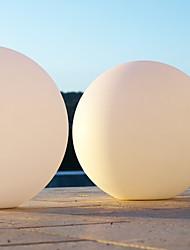 abordables -Lámpara LED inalámbrico y recargable para la piscina - forma de la órbita (1075-ball250orb)