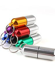 Porta-Comprimidos para Viagem Portátil para Acessórios de Emergência para ViagensLaranja Roxo Vermelho Verde Azul