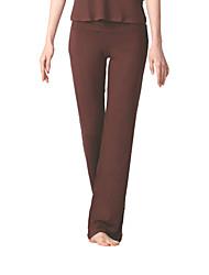 abordables -Pantalones y Faldas Mujer Modal Cintura Baja